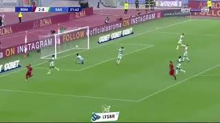Henrikh Mkhitaryan goal vs Sassuolo