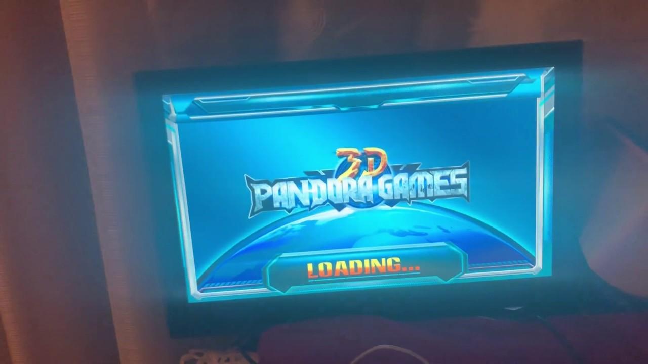 pandora 7 3d