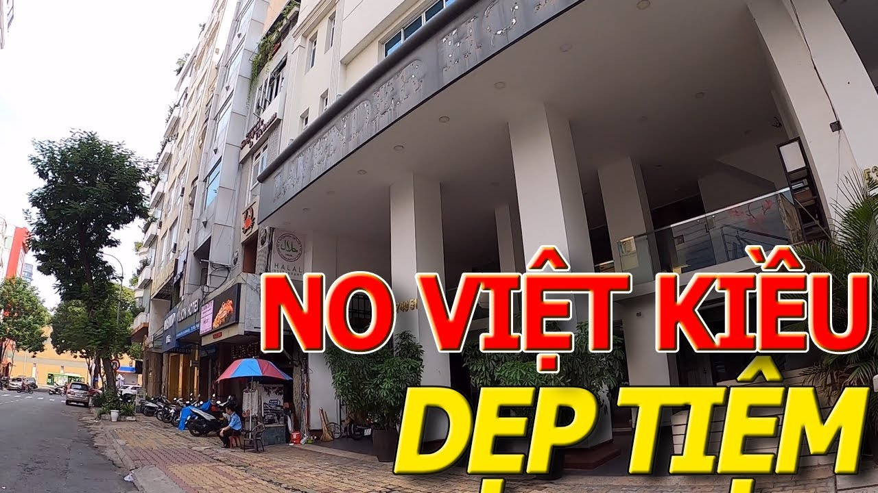 Nhiều HOTEL khu vực CHỢ BẾN THÀNH Ế ẨM phải đóng cửa vì KHÔNG CÓ VIỆT KIỀU & DU KHÁCH NƯỚC NGOÀI