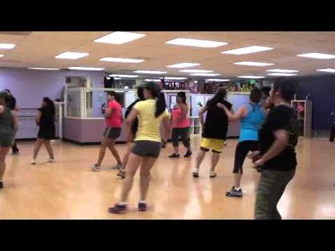 Save the Last Dance Michael Buble Zumba Evening
