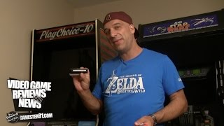 NES GAME LINK adapter for the Nintendo Playchoice 10 arcade review - Gamester81