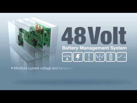 48 Volt Battery Management System (BMS) For E-Mobility
