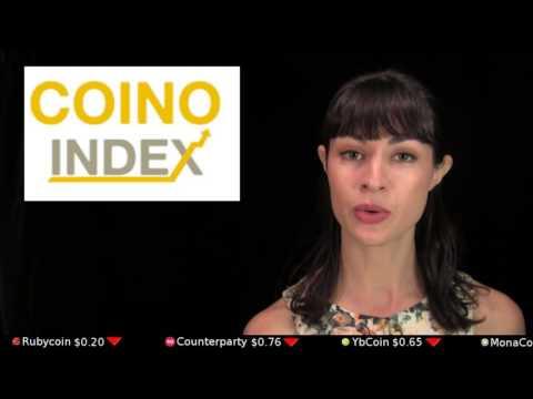 NEWS: Coino Index. CoinJabber. Alexandria's Alpha & Nothaus's Release.