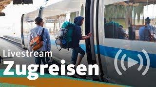 Reisen mit dem Zug: Livestream mit Experten   WDR Reisen