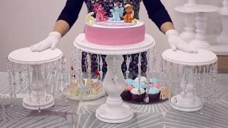 Тортницы, для Фуршета, для Сладкого стола и Candy bar.