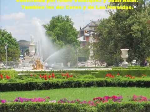 Euro1 45 palacio real y jardines de aranjuez ciudad de aranjuez espa a junio youtube for Jardines de aranjuez horario