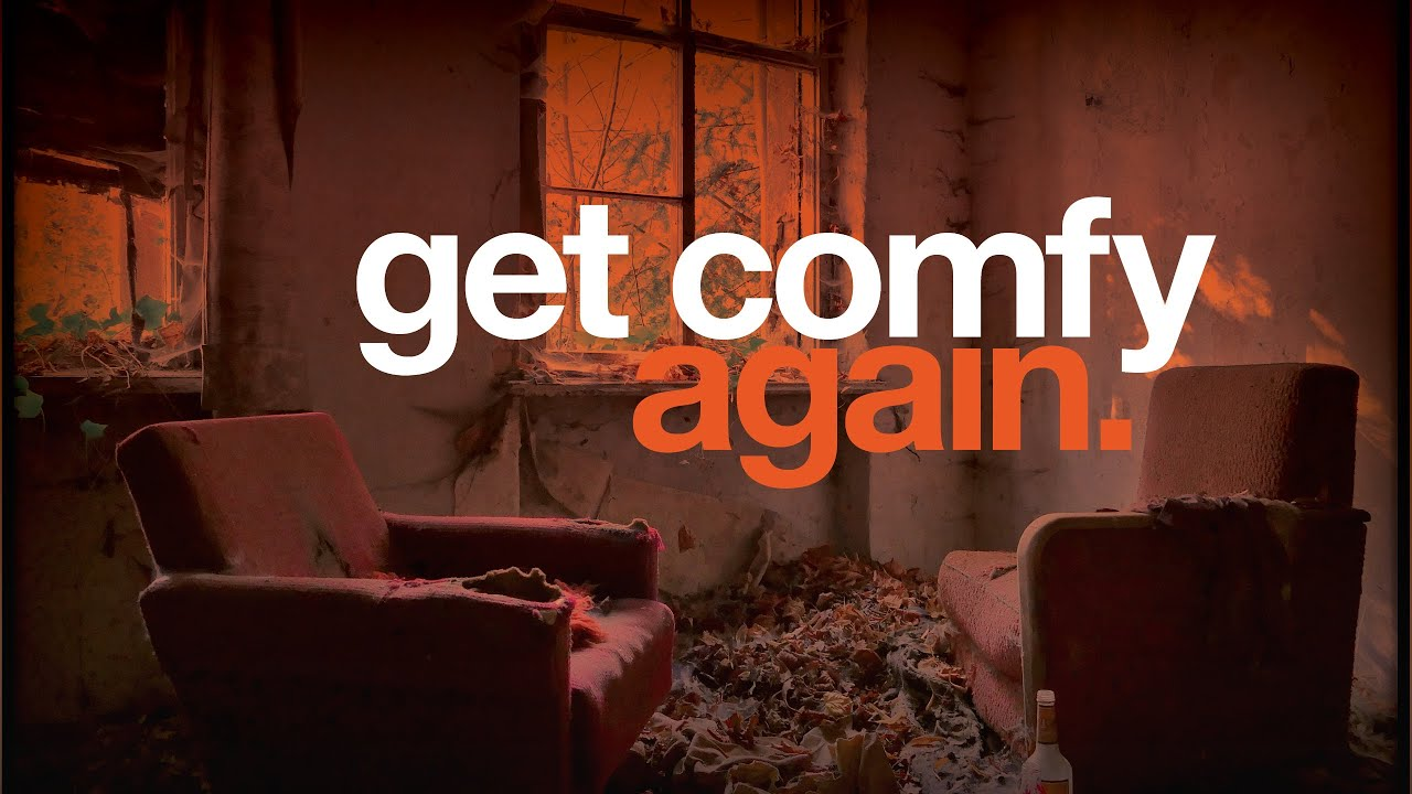 Get Comfy Again - Sexuality