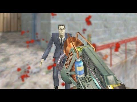 Как играть в Half-life правильно