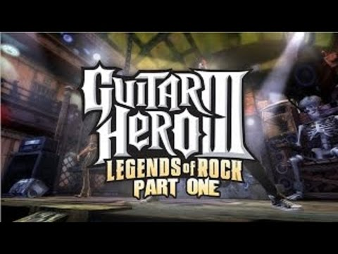Guitar Hero 3 - Legends of Rock - Medium Difficulty [HD] Playthrough part 1