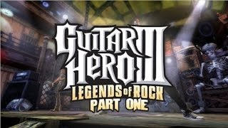 Guitar Hero 3 - Legends of Rock - Medium Difficulty [HD] Playthrough part 1