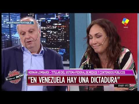 Hernán Lombardi en Intratables (30/07/19)