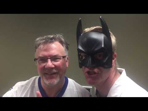 Robert Black and BatDoc