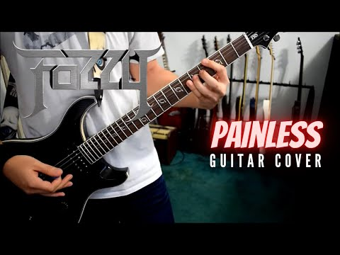 Fozzy - Painless (Guitar Cover)