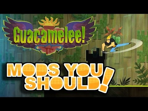 Mods You Should - Guacamelee Outfits Mod