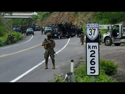 Mexico Drug Violence Flares Up After Kingpin Arrest