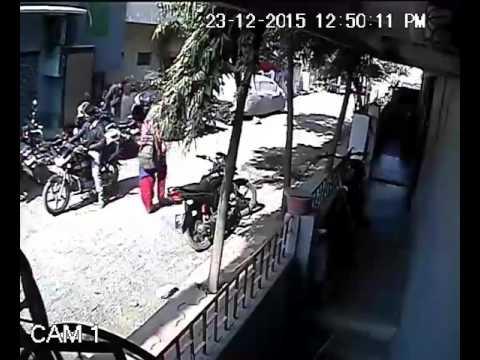 Bike Stealing near bengali chouraha indore today news
