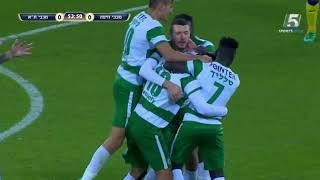 גביע המדינה: שמינית גמר - מכבי חיפה נגד מכבי תל אביב 0:3
