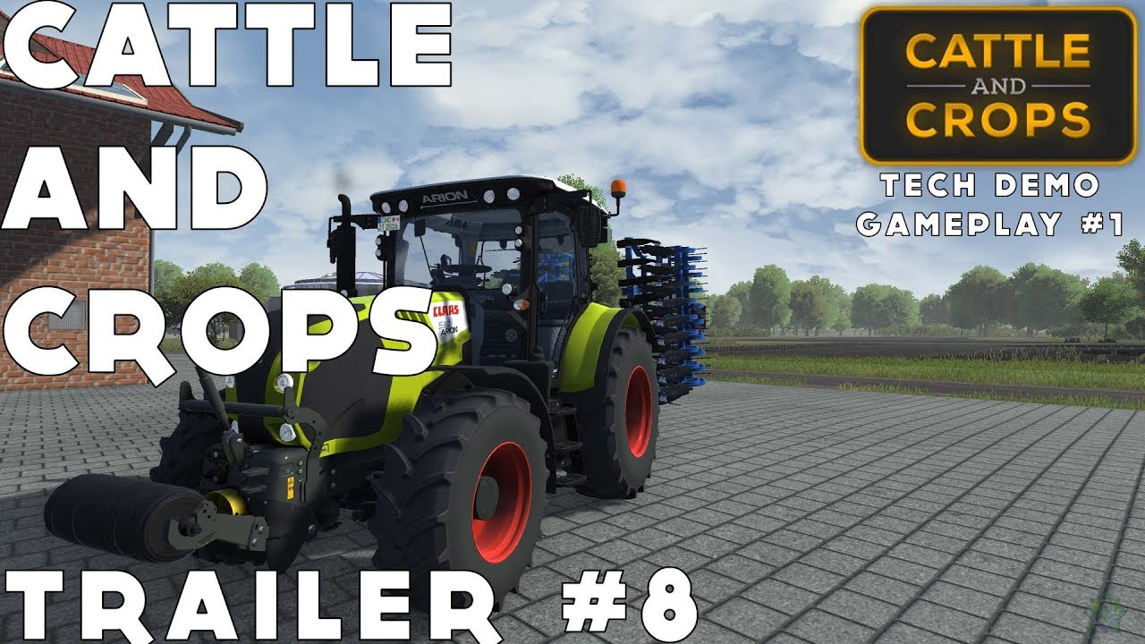 Cattle and Crops | Gameplay #1 | Tech Demo