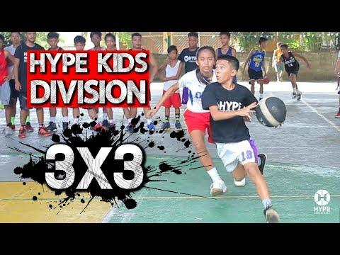 Hype Kids -  3x3 Streetball