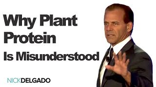 Why Plant Protein is Misunderstood - Dr. John McDougall