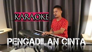 Download lagu PENGADILAN CINTA (Karaoke/Lirik)    Dangdut - Versi Uda Fajar