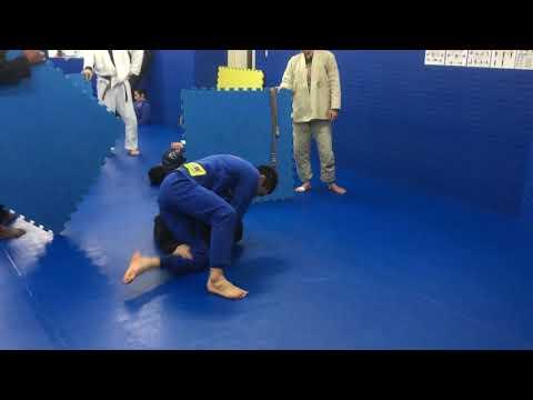Straight armlock turn over variation Koji Shibamoto