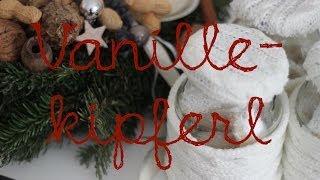 Weihnachtsgeschenke Teil Ii - Vanillekipferl - Episode 27 #weihnachten #weihnachtsbäckerei