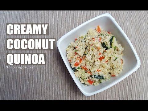 How To Make Creamy Coconut Quinoa
