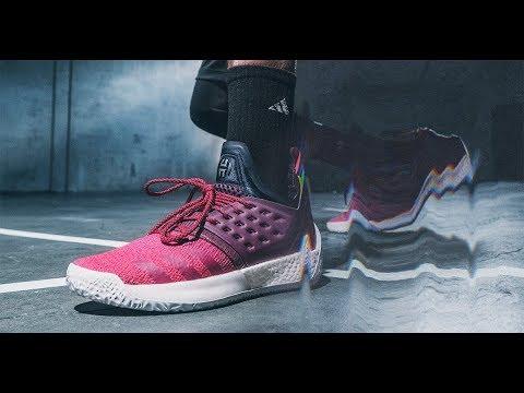 low priced 250bd 6da54 Kicksvision | adidas Harden Vol.2 Ignite Unbox Video. Kicks Vision