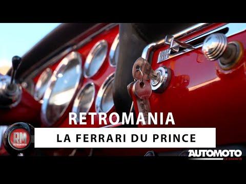 On a testé la Ferrari 250 GTC du prince de Monaco   Retromania