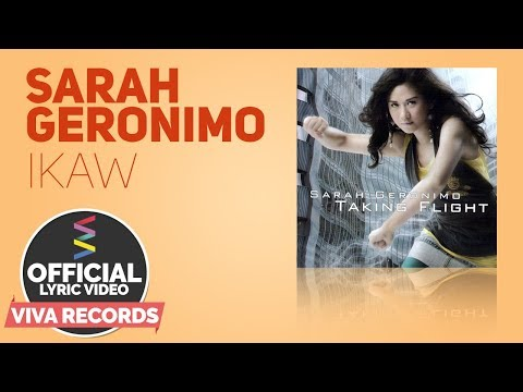 Sarah Geronimo — Ikaw [Official Lyric Video]