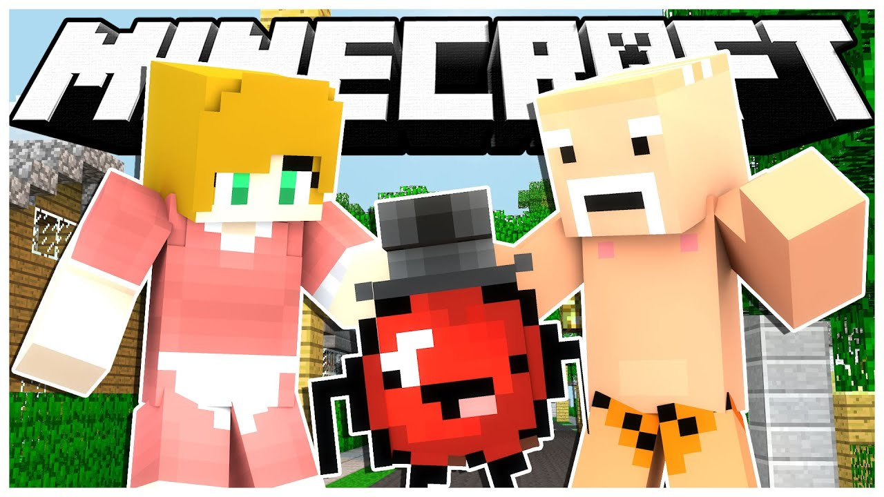 Meeting Apples Parents Minecraft Roleplay Youtube