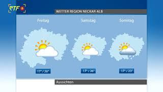 RTF.1-Wetter 22.07.2020