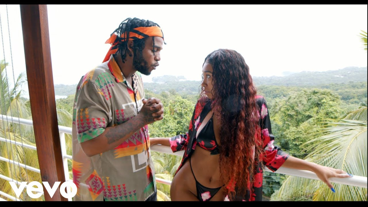 Teejay ft Gyptian x Bremmy FZ - Uptop Wine 'wine for me' (Official Video)