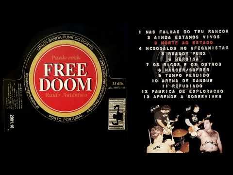 FREEDOOM | S/T | CD | 2002