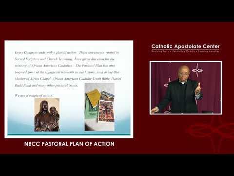 National Black Catholic Congress XII: Pastoral Plan of Action