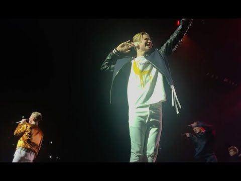 Marcus & Martinus- One Flight Away (Royal Arena, Copenhagen)