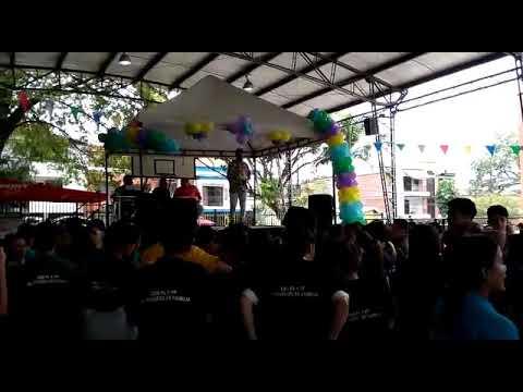 Evento Colegio Juan María Céspedes - #CoverReflejo