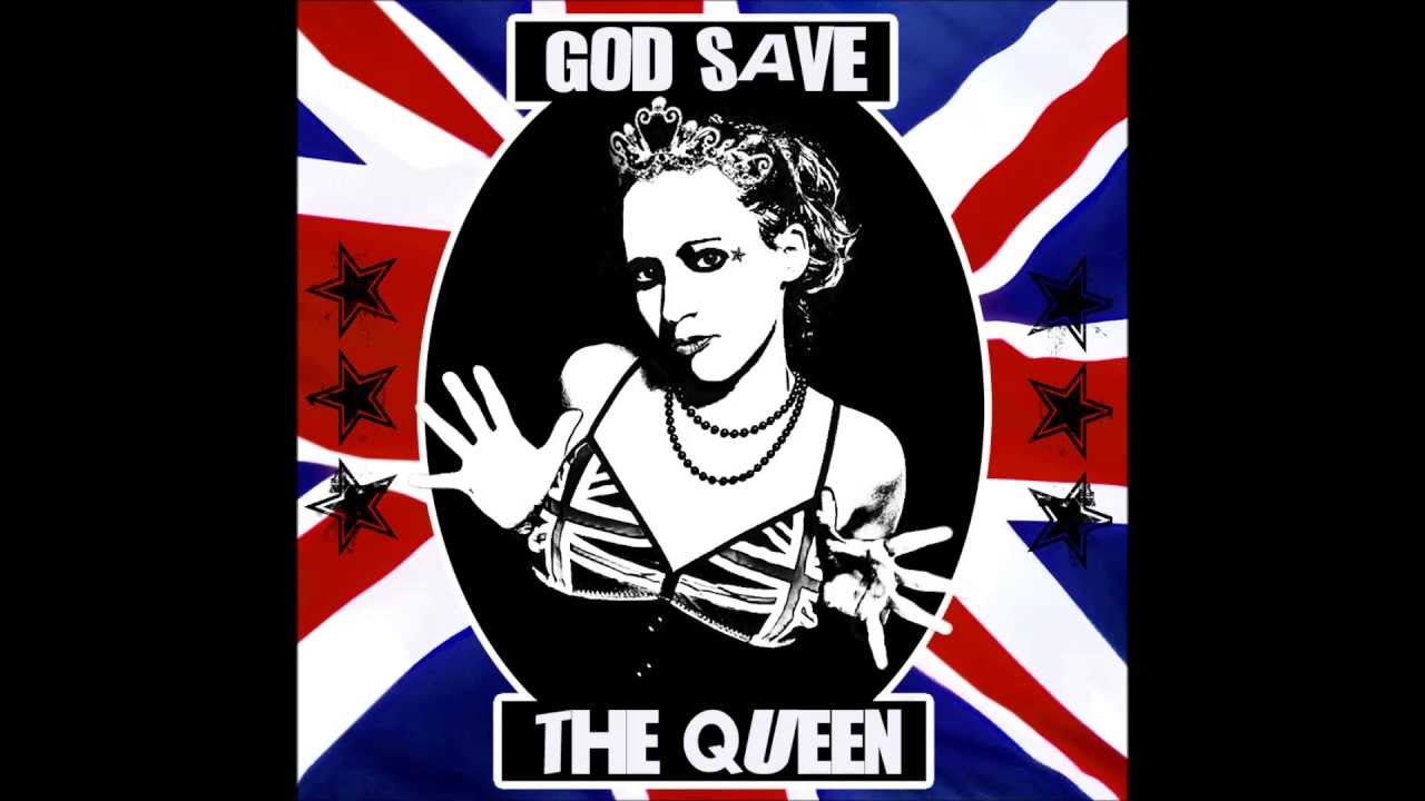 God Save The Queenbritish National Anthem 8 Bit Youtube