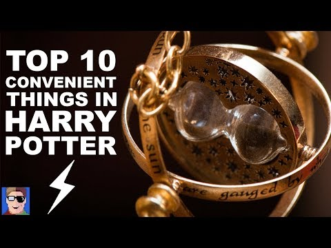 Top 10 Awfully Convenient Things In Harry Potter