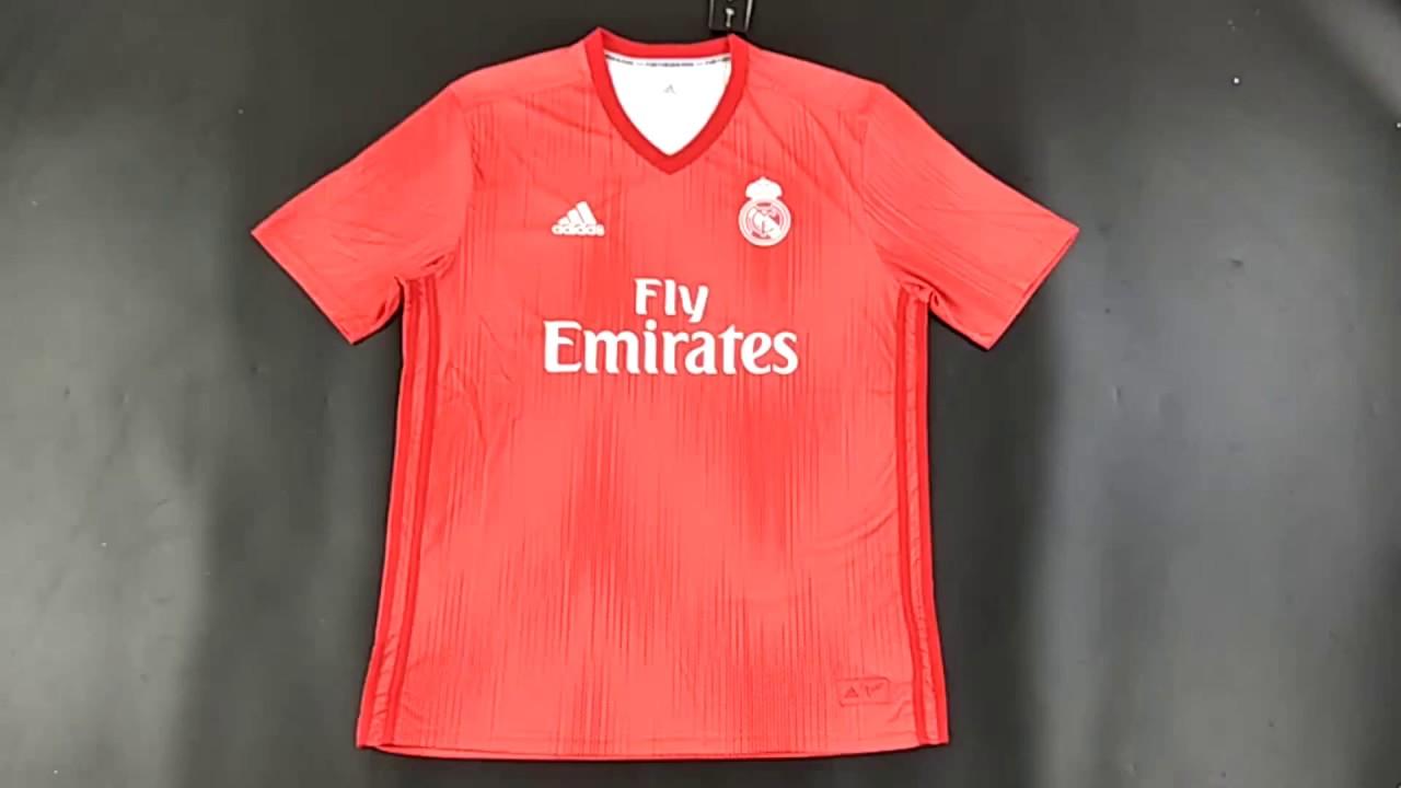 real madrid third kit 2018/19 - jerseysoccercheap.com ...
