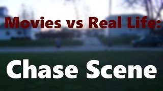 Movies vs Real Life: Chase Scene | Subscribe Special WEEK!!! | 40 Subs