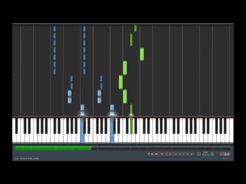 Portal 2 - Reconstructing Science - Trailer theme [Piano] (re-upped)