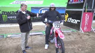 Race Day LIVE 2015 - Holeshot Device with Adam Enticknap Part 1