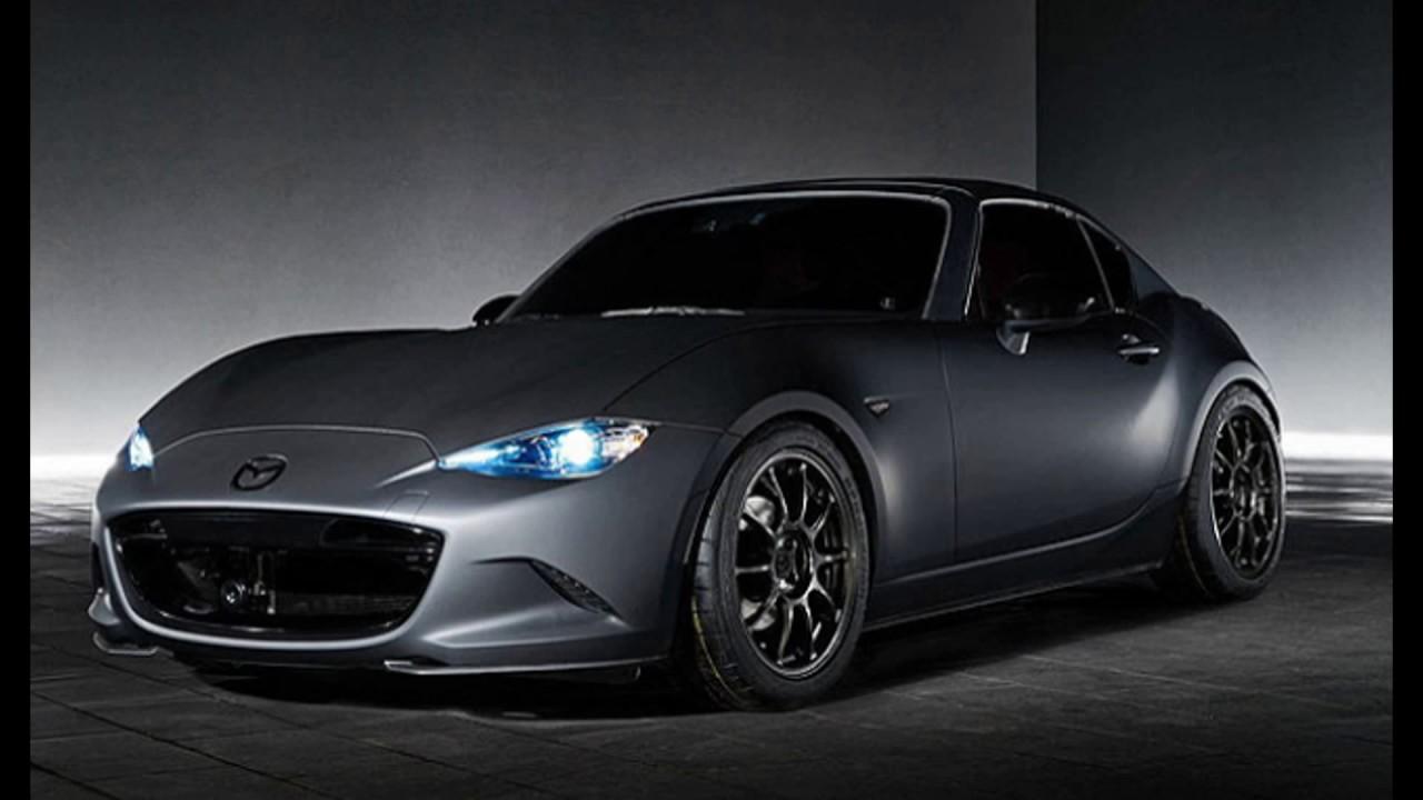 In The 2018 Mazda Mx 5 Miata Rf New