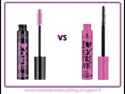 Review mascara I LOVE EXTREME ESSENCE!!!