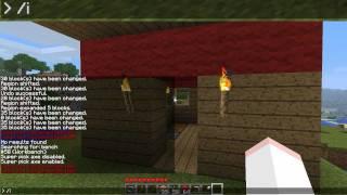 Worldediting How To: Schematics [minecraft Tutorial]