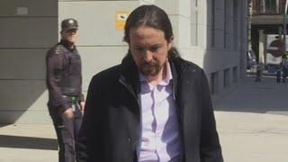 Pablo Iglesias, a las puertas de ser investigado por el Supremo