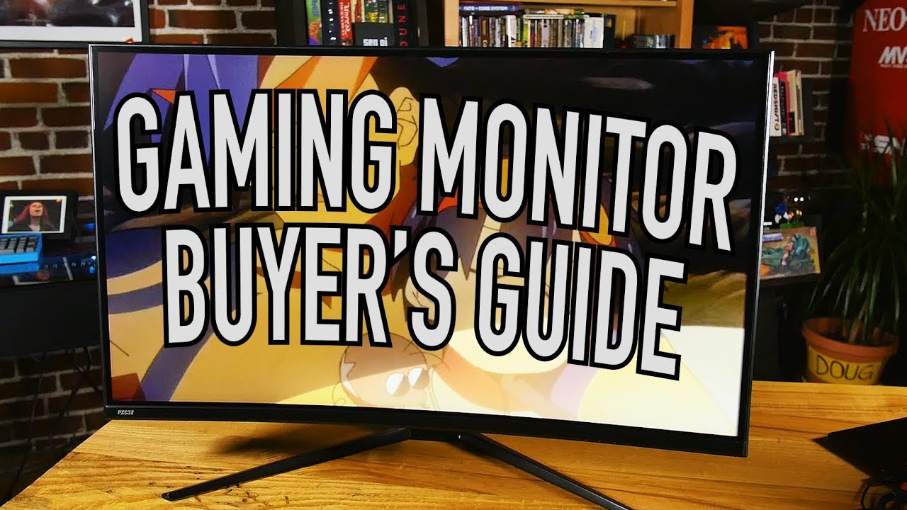 Gaming Monitors: What to Know Before You Buy | feat  Pixio PXC32 by Tek  Syndicate