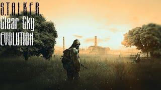 Как, где скачать S.T.A.L.K.E.R. Clear Sky(сборка Evolution)+GamePlay